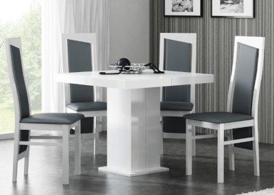 Stół Alan Krzeło BR-201
