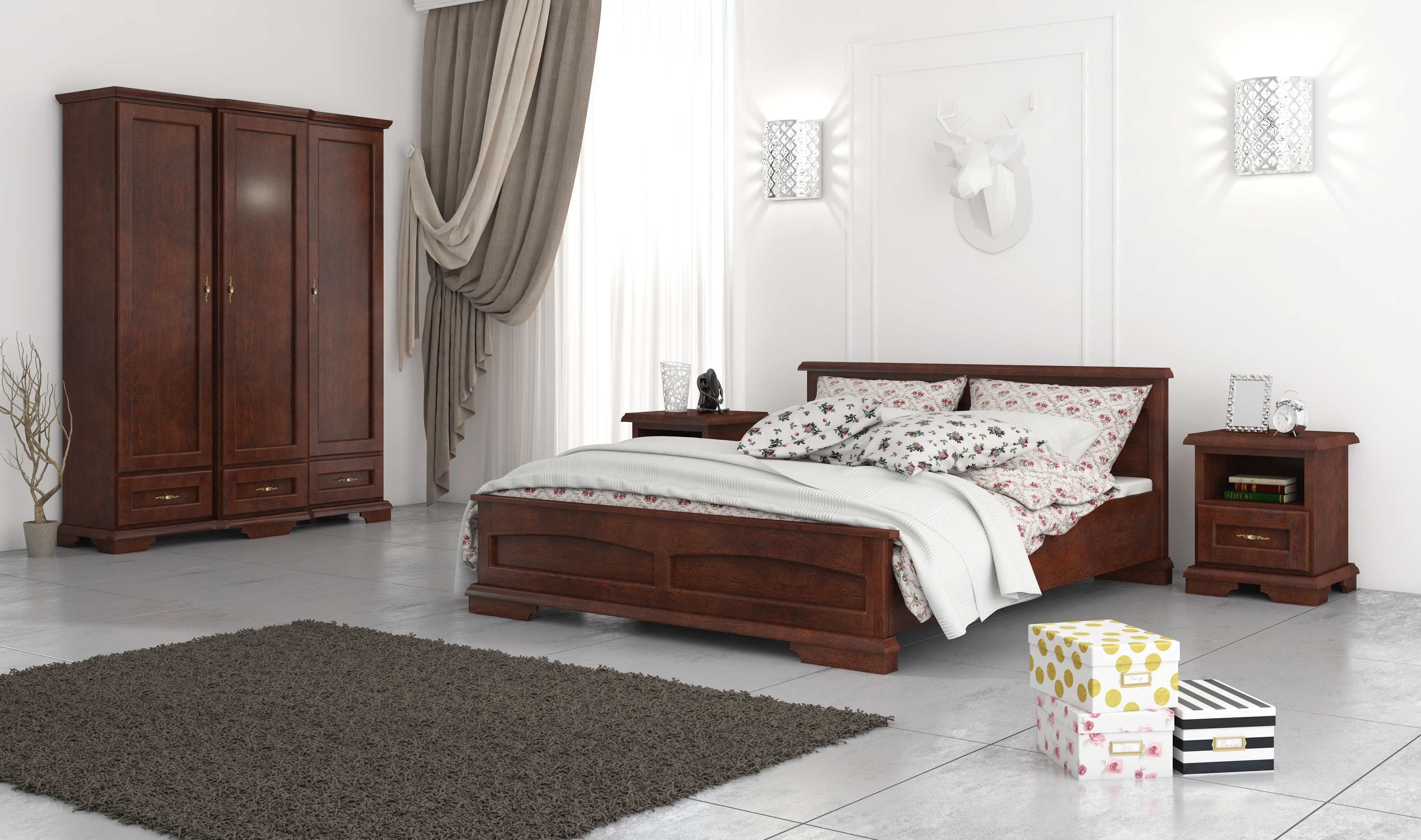 Sypialnia Piotr
